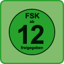 FSK Logo ab 12 freigegeben