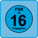 FSK Logo ab 16 freigegeben