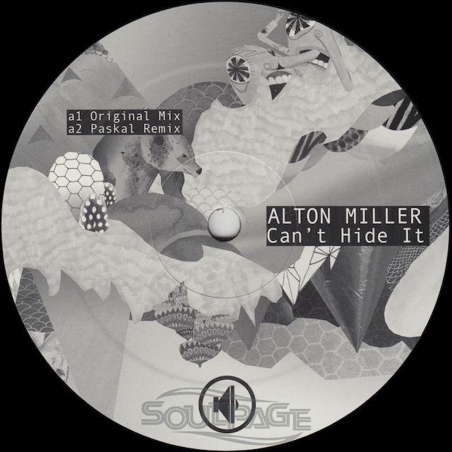 Alton Miller* Alton M - Blue Funk